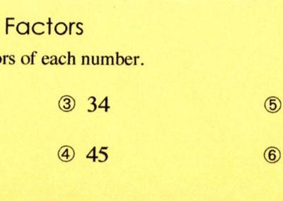 9-12-13e-Finding-Prime-Factors