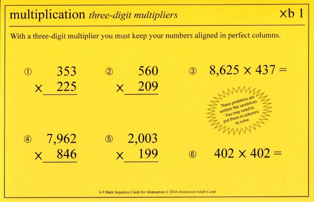ASC xb1 Multiplication
